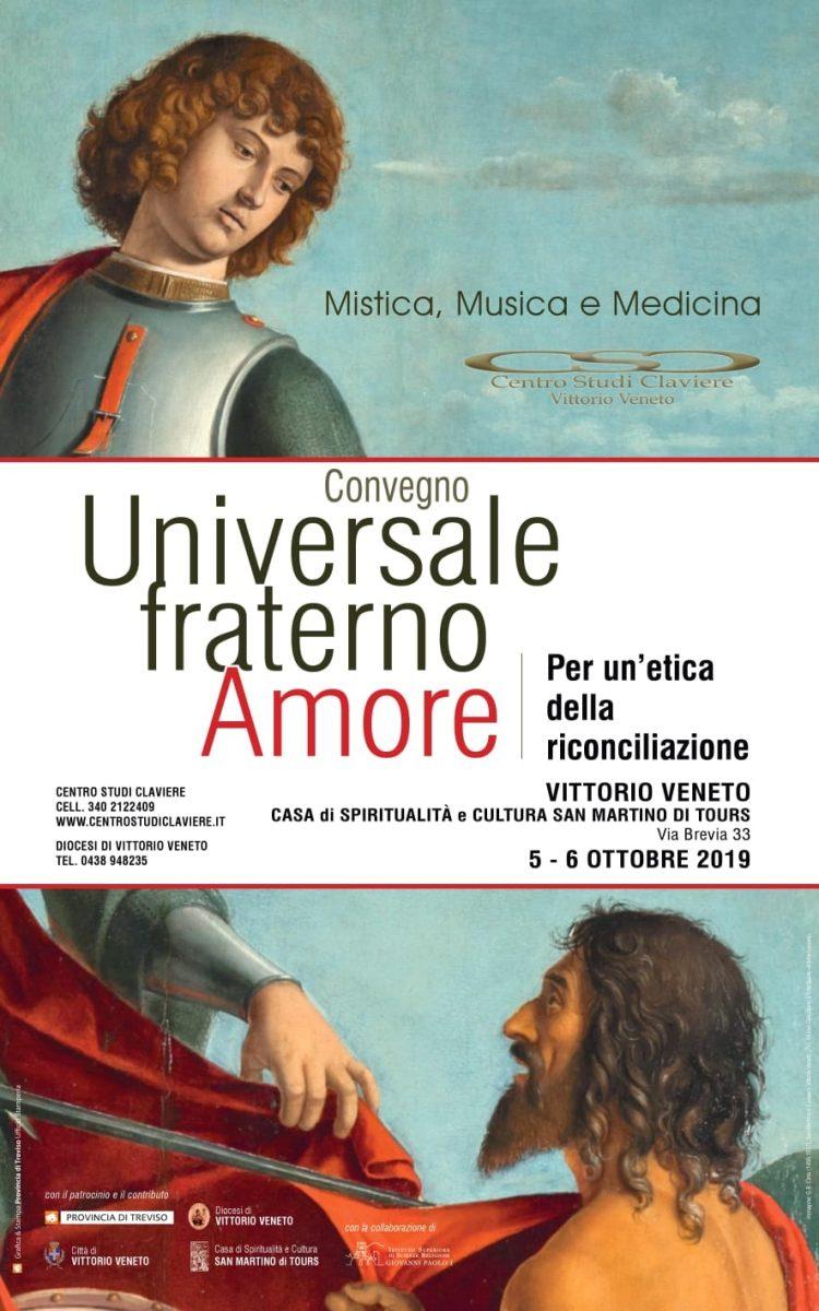 Vittorio Veneto-Convegno Universale fraterno Amore