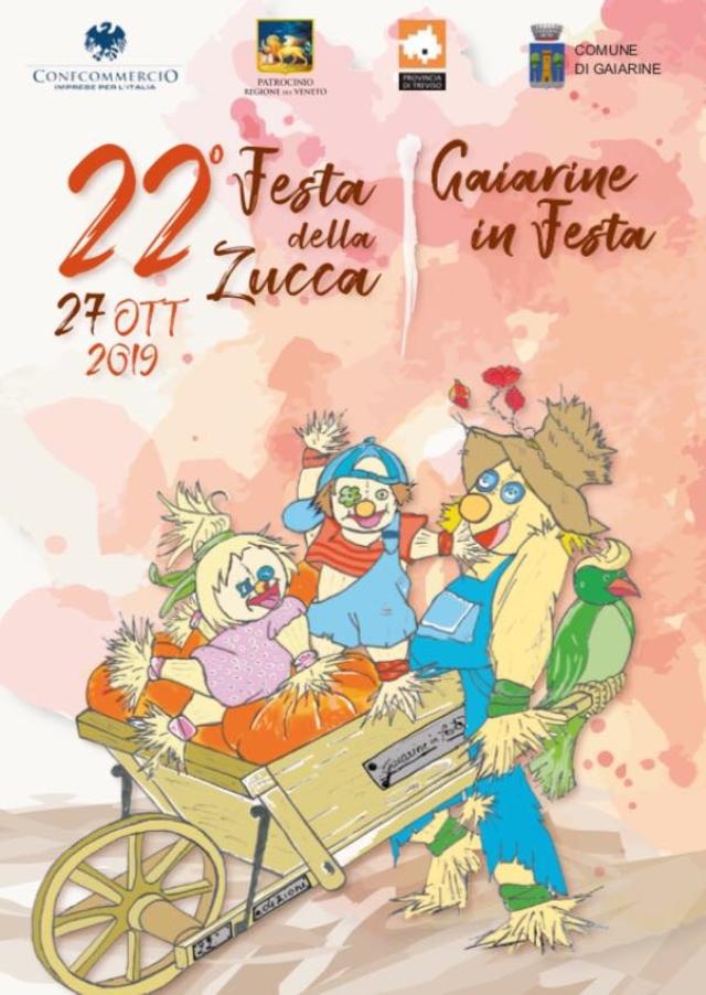 Gaiarine-22° Festa della zucca