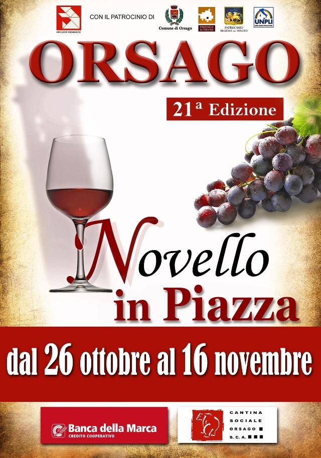 Orsago-Novello in Piazza