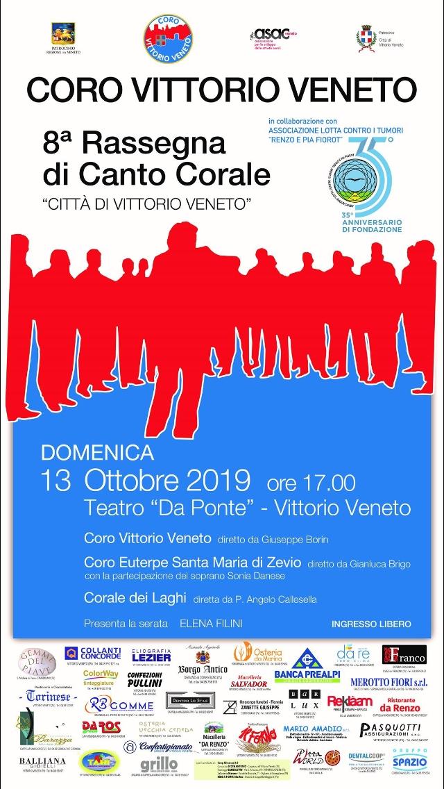 Vittorio Veneto-8° Rassegna di canto corale
