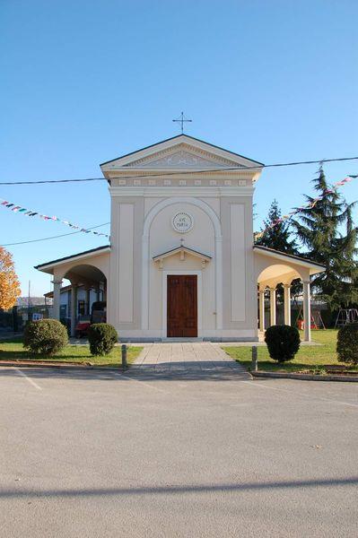 Sernaglia della Battaglia-Chiesa Madonna della Salute