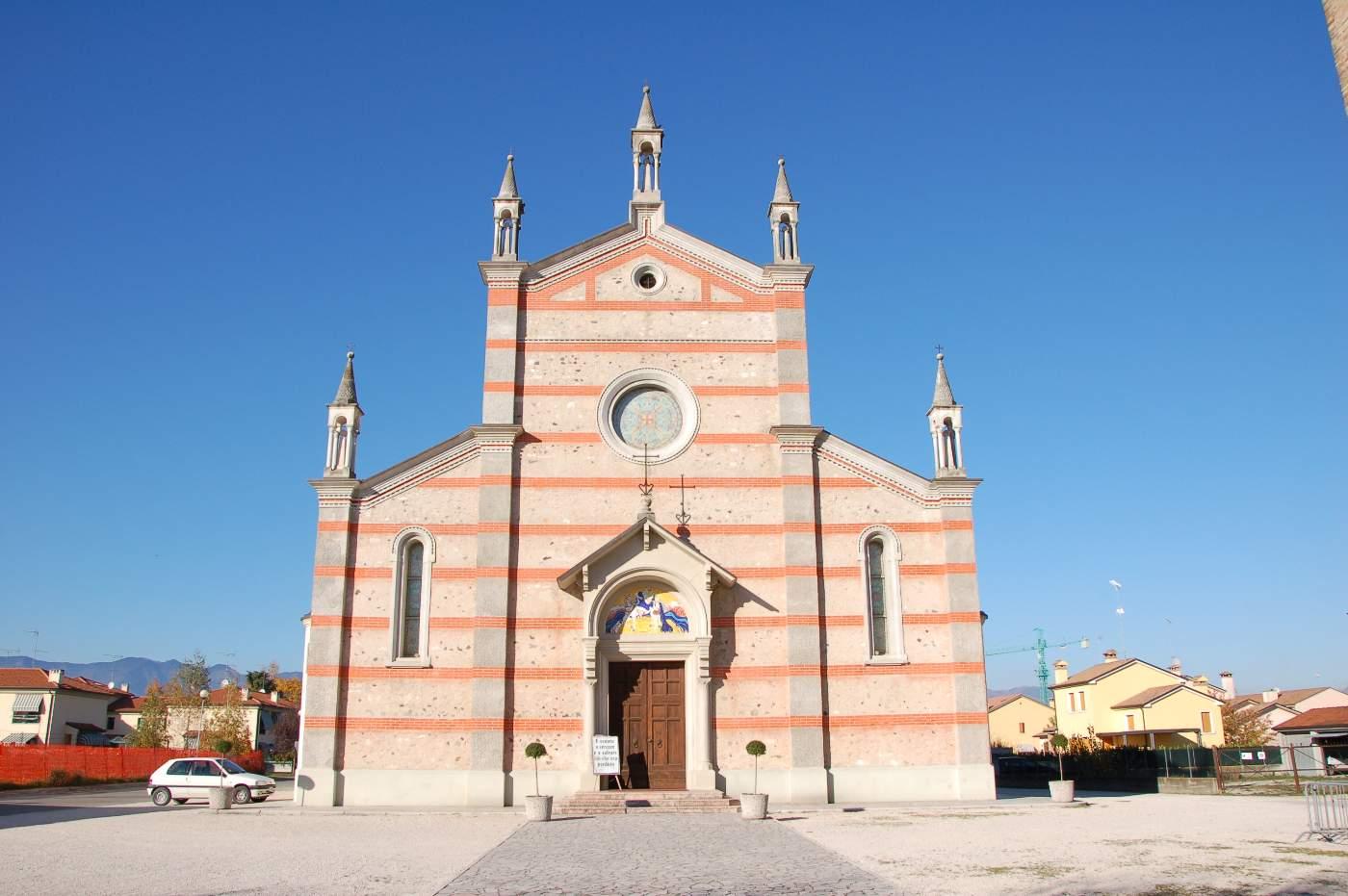 Sernaglia della Battaglia-Chiesa San Martino Vescovo