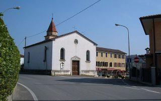 Sernaglia della Battaglia-Chiesa Sant Antonio Abate