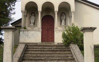 Sernaglia della Battaglia-chiesa Madonna di Lourdes