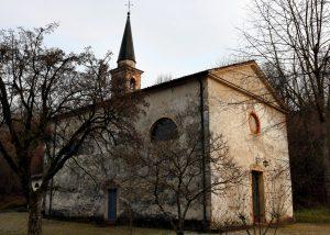 Susegana-Oratorio Sant'Anna