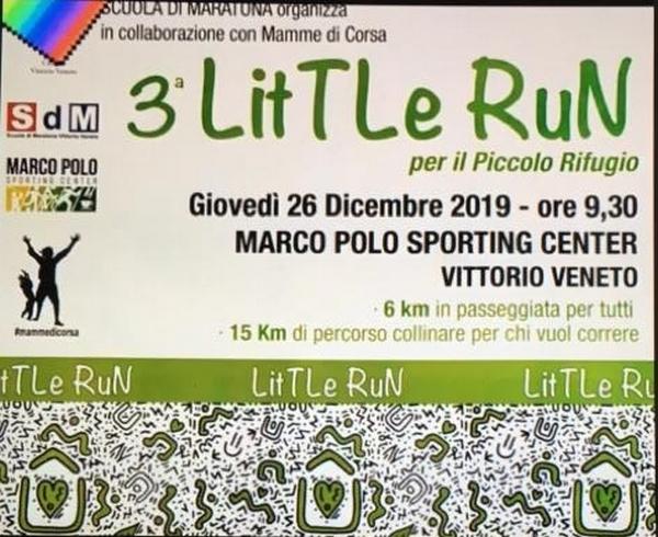 Vittorio Veneto-3° Little Run per il Piccolo Rifugio