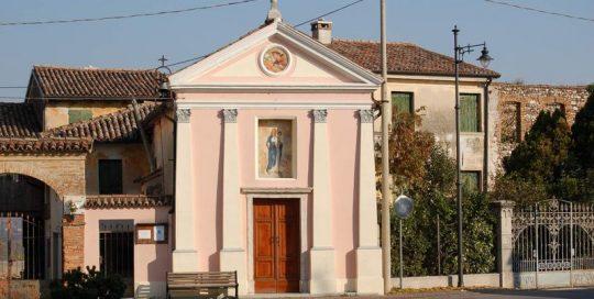 Pederobba-Chiesa Sant'Antonio da Padova