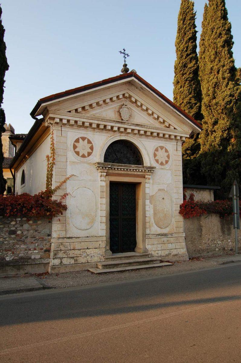 Pederobba-chiesa Santa Teresa