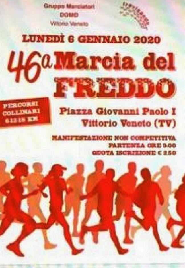 Vittorio Veneto-46° Marcia del freddo