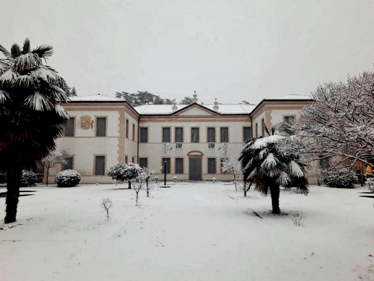 Montebelluna-Villa Corner Pisani