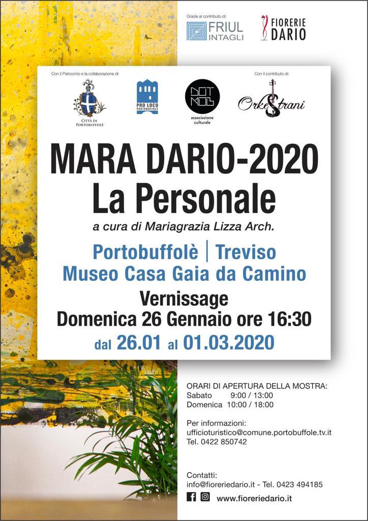 Portobuffolè-Mara Dario 2020
