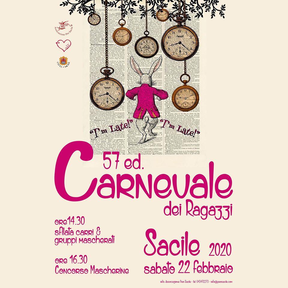 Sacile-57 Carnevale dei Ragazzi