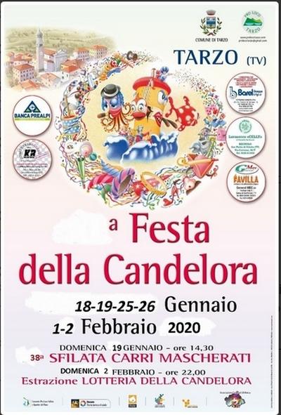 Tarzo-31 Festa della Candelora