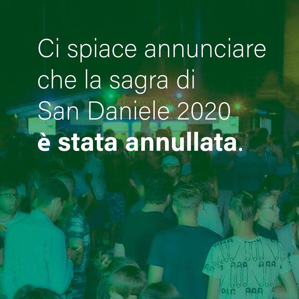 Vittorio Veneto-Sagra San Daniele 2020