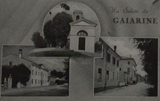 Gaiarine-foto storica