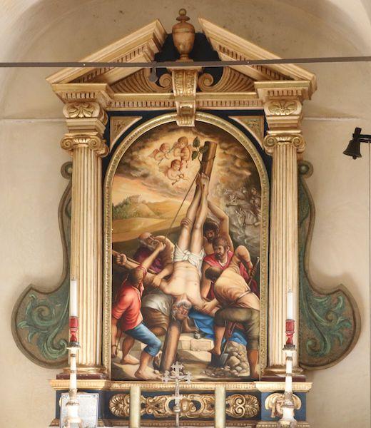 Tarzo-Chiesa San Pietro