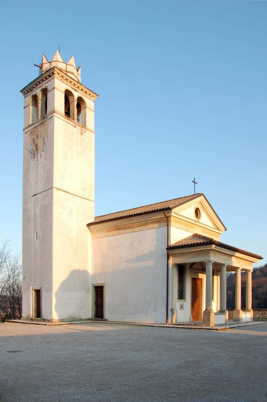 Tarzo-Santuario Madonna di Loreto