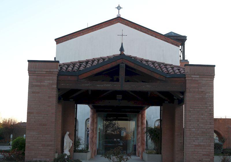 Sacile-Chiesa Santa Teresina del Bambino Gesù