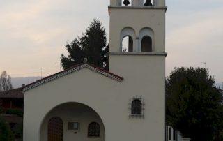 Sacile-Tempietto votivo Santa Maria delle Grazie