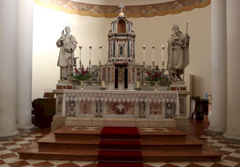 Sacile-chiesa San Lorenzo Martire