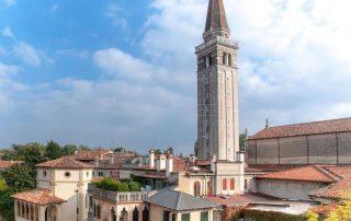 Sacile-Campanile Duomo San Nicolò