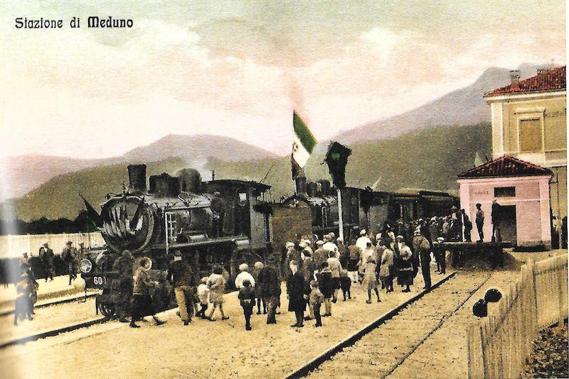 Sacile-Storia della Ferrovia Sacile-Gemona