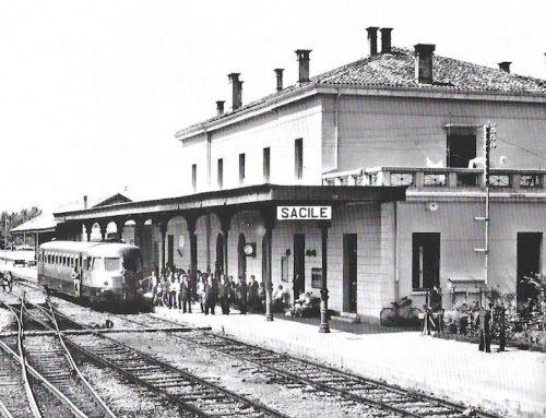 Storia della linea ferroviaria Sacile-Gemona