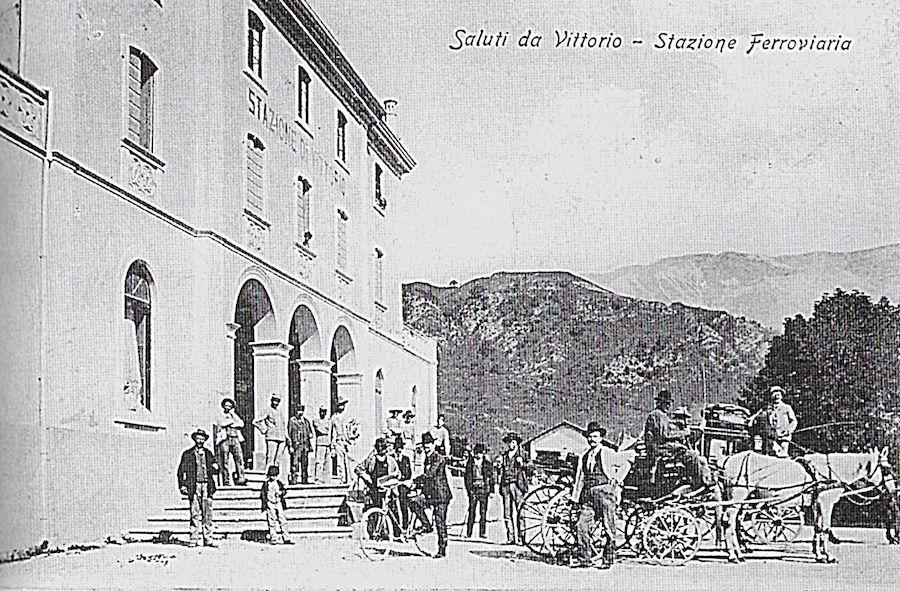 Sacile-linea Sacile-Vittorio