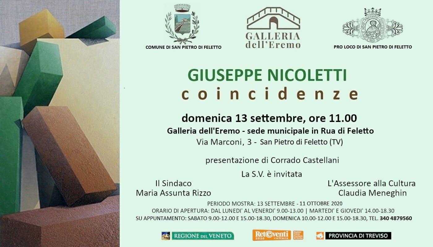 San Pietro di Feletto-Giuseppe Nicoletti Coincidenze