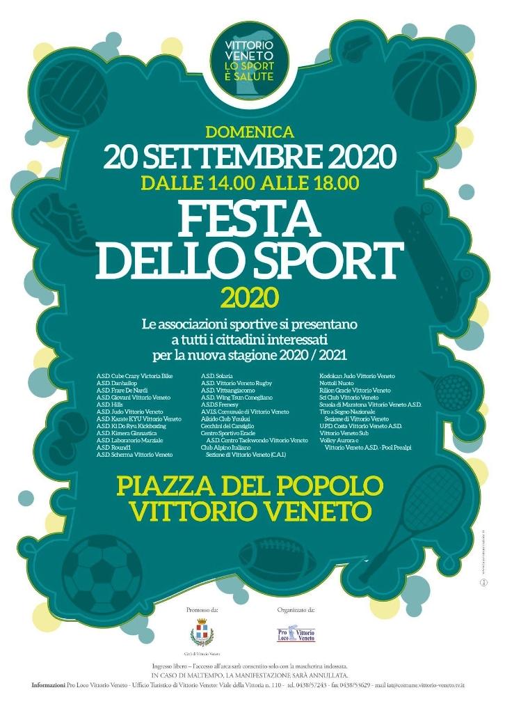 Vittorio Veneto-Festa dello sport