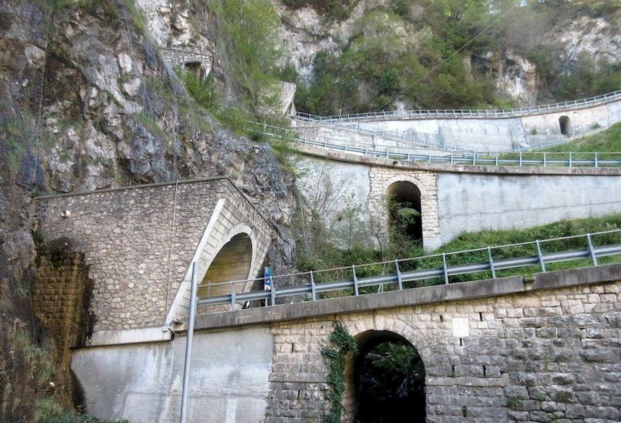 Cison di Valmarino-Passo San Boldo