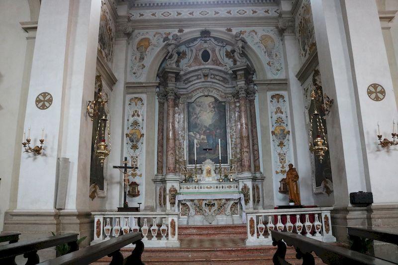 Cison di Valmarino-chiesa Santa Maria Assunta