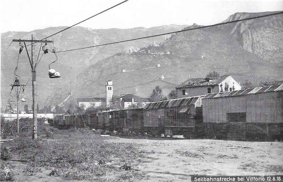 Storia della linea ferroviaria Conegliano- Vittorio-Ponte nelle Alpi