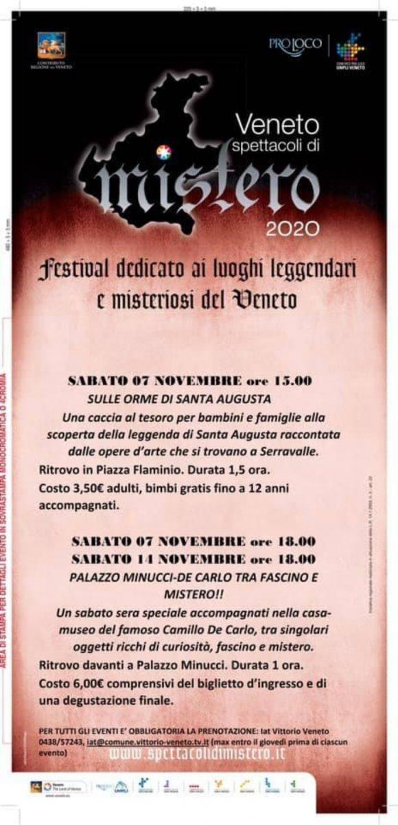 Vittorio Veneto-Veneto di Mistero
