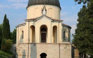 Cison di Valmarino-Chiesa Beata Vergine della Grazie