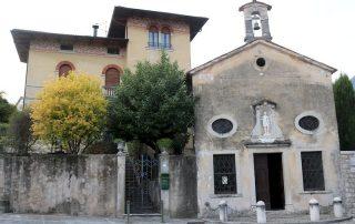 Cison di Valmarino-Chiesa San Vito