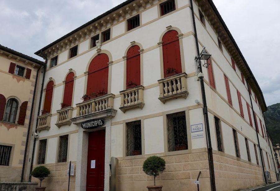 Cison di Valmarino-Municipio
