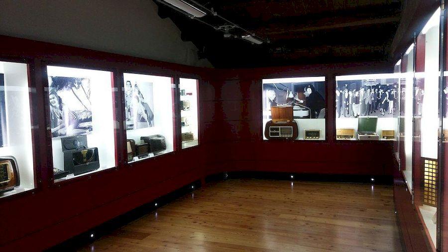 Cison di Valmarino-Museo della Radio