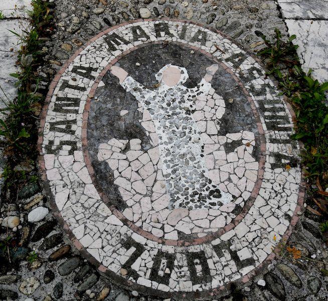 Cison di Valmarino-stemma nella canonica
