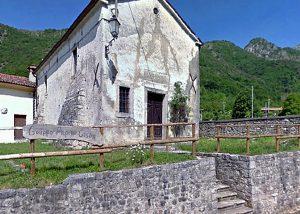 Cison di Valmarino-Chiesa San Silvestro