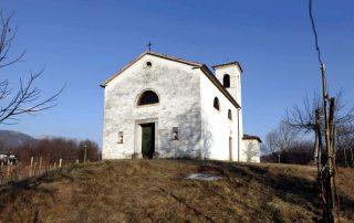 Cison di Valmarino-Chiesa Santa Lucia