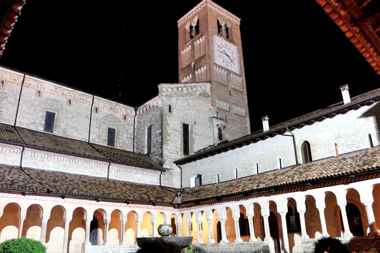 Follina-Abbazia Cistercense Santa Maria