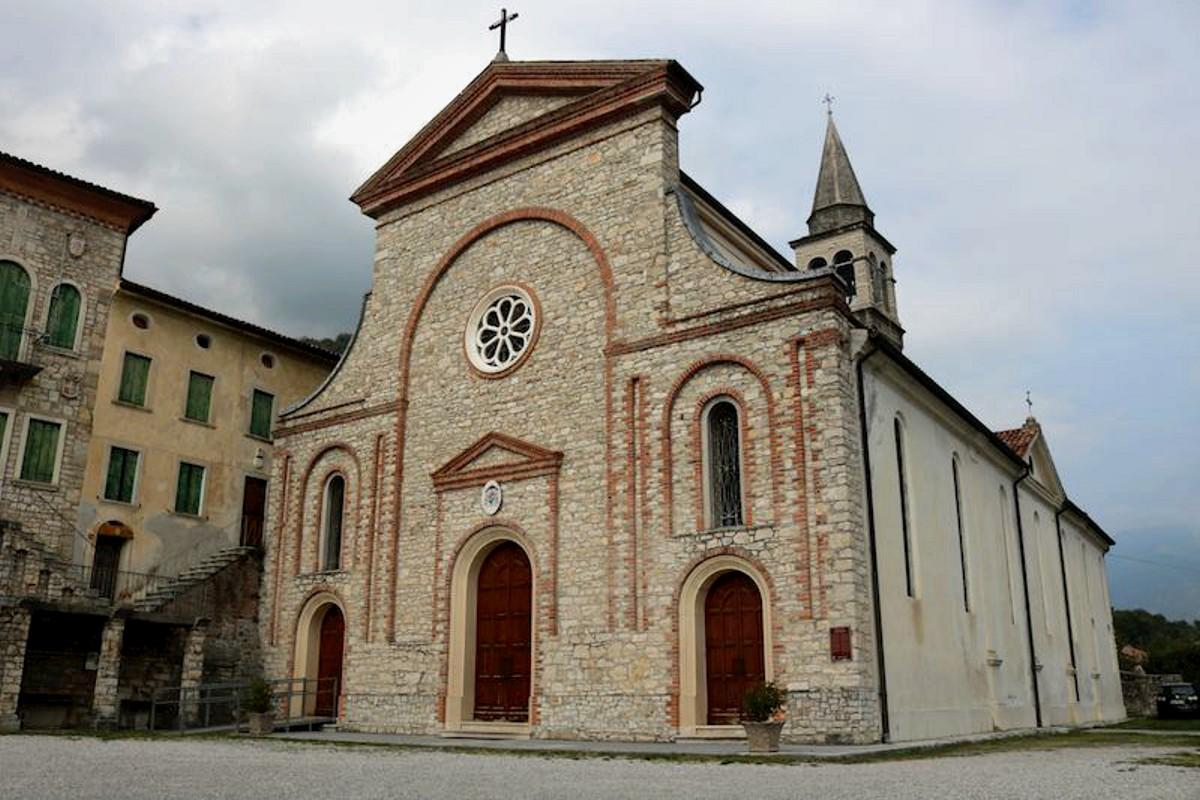 Percorso Sulle tracce di Dall'Oglio-Chiesa San Matteo