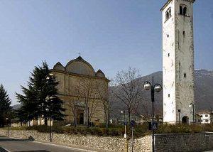 Percorso Sulle tracce di Dall'Oglio-Chiesa Santa Maria