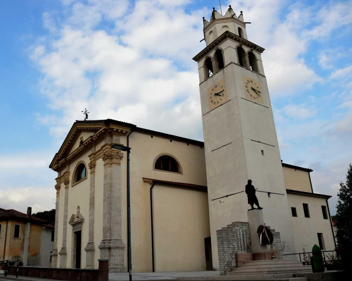 Percorso Sulle tracce di Dall'Oglio-Chiesa Santi Gervasio e Protasio Martiri