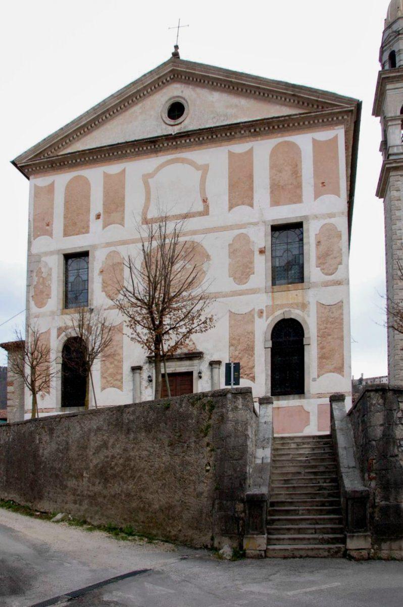 Percorso Sulle tracce di Dall'Oglio-Chiesa Santi Pietro e Paolo