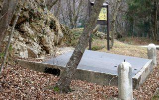 Cison di Valmarino-Grotta del Ciclamino
