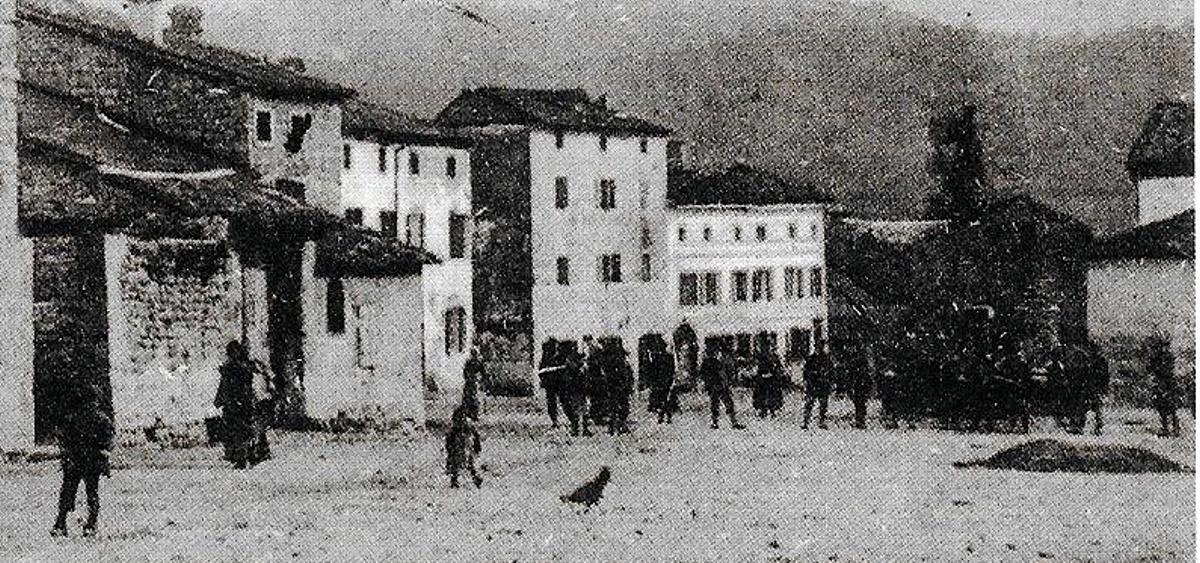 Cison di Valmarino-Storia Tovena