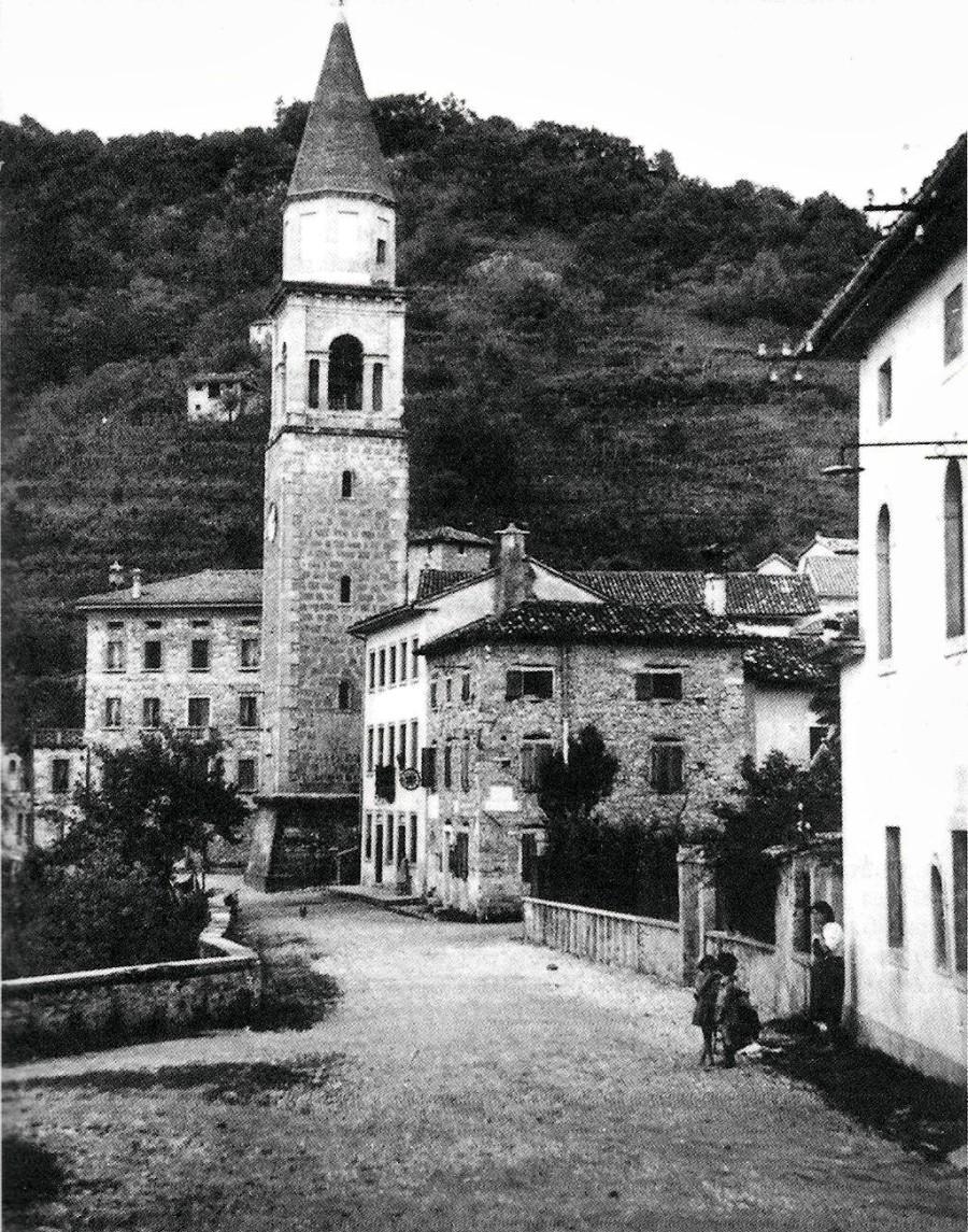 Cison di Valmarino-Storia di Rolle