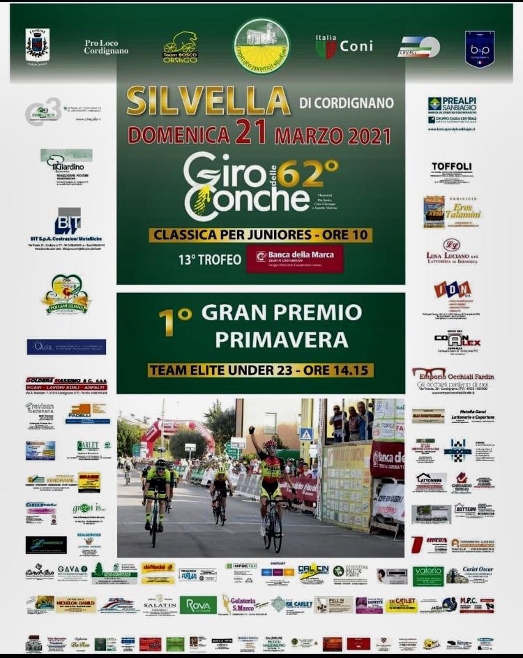 Cordignano-62° Giro delle Conche